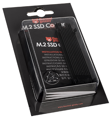 M.2 SSD Cooler
